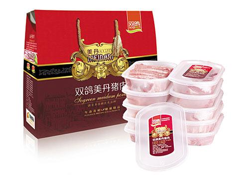 竞博国际美丹猪肉礼盒